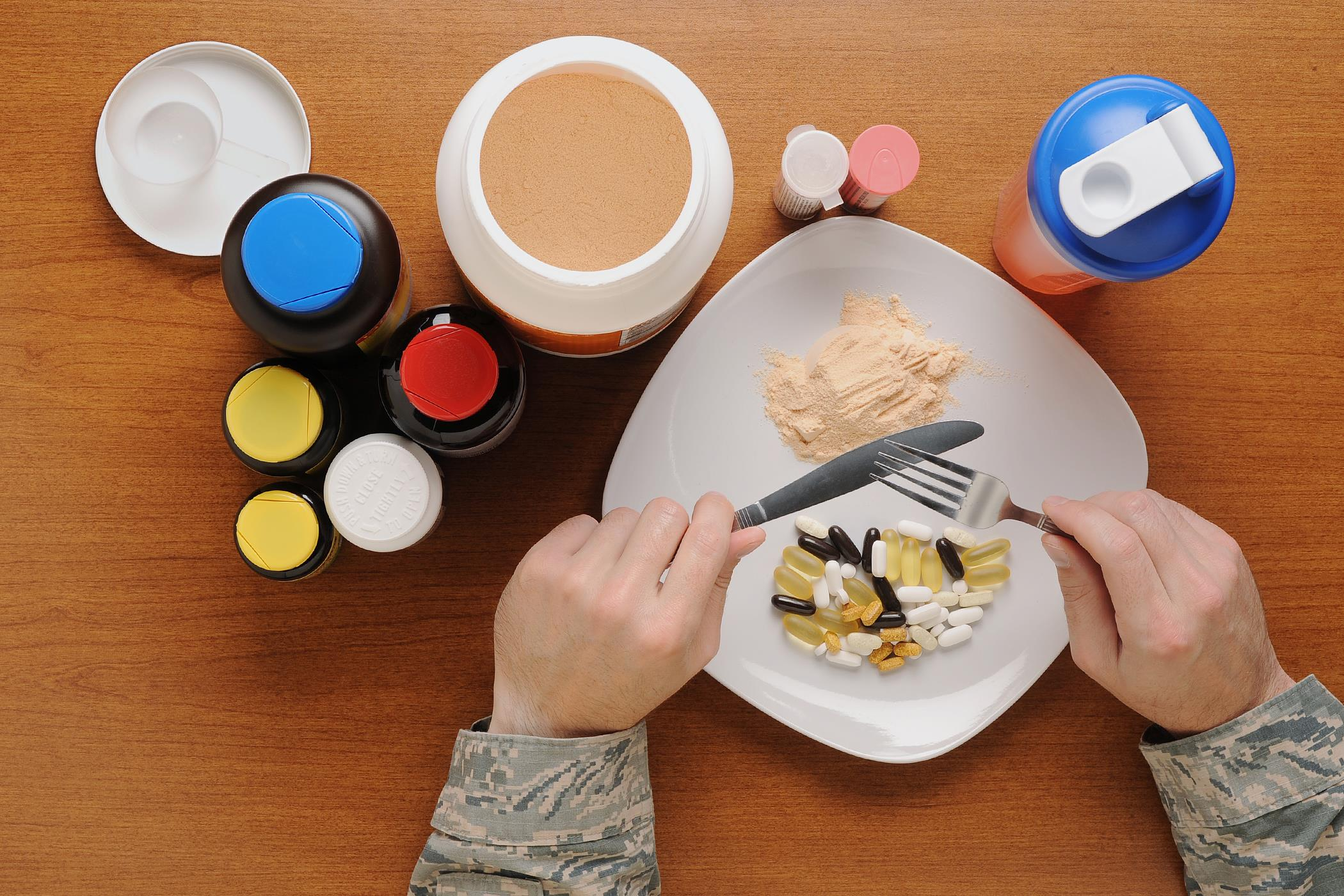 The Skinny On Diet Supplements